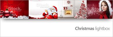 Christmas-lightbox-stock-photo-illustration-3D-vector