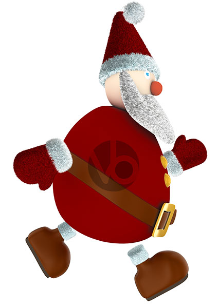 stock-photo-running-Santa-Claus-cartoon-3D-render